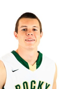 Image of RMC basketball player Collin Moriarty, Marketing Professional